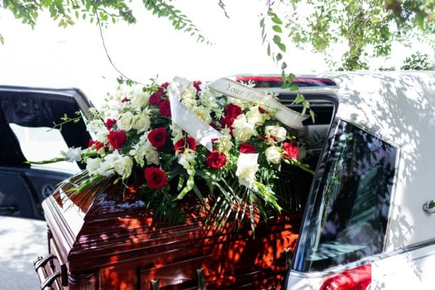funeral home service in Oakland, CA